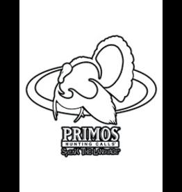 PRIMOS PRIMOS TURKEY DECAL  STICKERS