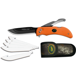 OUTDOOR EDGE OUTDOOR EDGE RAZOR-PRO 2 BLADE RAZOR/GUTTING KNIFE
