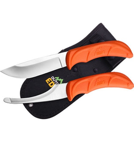 OUTDOOR EDGE OUTDOOR EDGE JAEGER-PAIR SKINNER/ GUT KNIFE