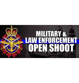 EASTHILL OUTDOORS EHO MILITARY/LAW ENFORCEMENT SHOOT - AUG 17