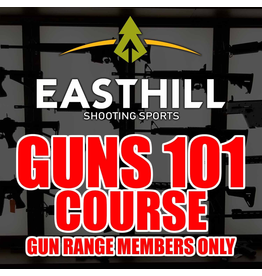 EASTHILL OUTDOORS GUN RANGE COURSE - GUN CARE 101