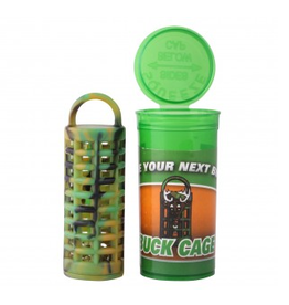 BUCK CAGE BUCK CAGE-SINGLE PACK GREEN CAMO