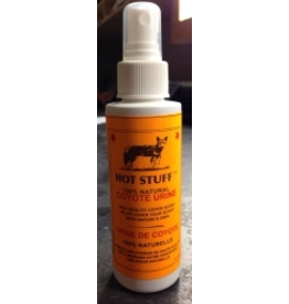 HUNTMASTER HOT STUFF 100% NATURAL COYOTE URINE