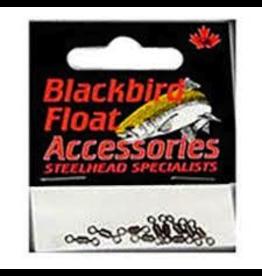 BLACKBIRD BLACKBIRD FLOAT ACCESSORIES STEELHEAD SWIVELS