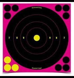 "BIRCHWOOD BIRCHWOOD CASEY SHOOT N C REACTIVE TARGETS 8"" SINGLE"