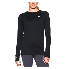 UNDER ARMOUR WOMEN'S 4.0 CREW EXPEDITION WEIGHT BASELAYER