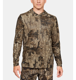UNDER ARMOUR MEN'S ISO-CHILL BRUSH LINE HOODIE