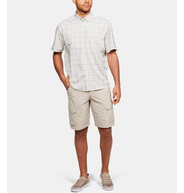 UNDER ARMOUR MEN'S TIDE CHASER 2.0 PLAID SS