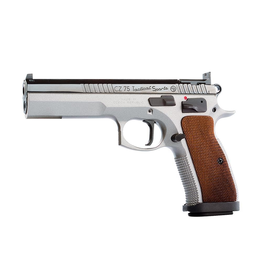 CZ CZ 75 TACTICAL SPORT SEMI-AUTO PISTOL 9MM