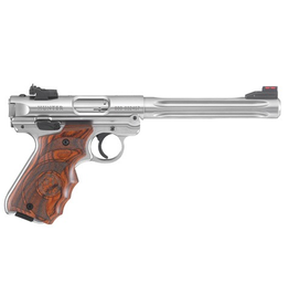 RUGER RUGER MARK IV HUNTER STAINLESS SEMI-AUTO 22LR