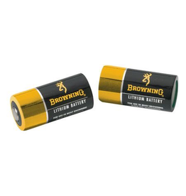 BROWNING CR123A LITHIUM BATTERIES