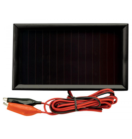 AMERICAN HUNTER AMERICAN HUNTER 12 VOLT SOLAR CHARGER FITS ANY 12V BATTERY