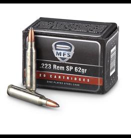 MFS MFS .223 REM 62GR SP