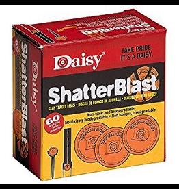 DAISY DAISY SHATTERBLAST TARGET DISKS