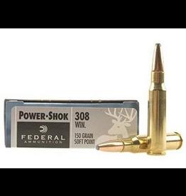 Federal FEDERAL 308 WIN 150 GR HI-SHOK SP