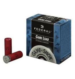 Federal FEDERAL 16GA GAME LOAD 10Z #6 25 RDS