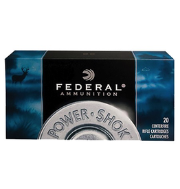 FEDERAL 300 SAVAGE 180GR SOFT POINT 20 RDS