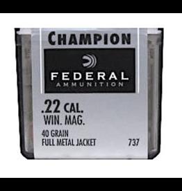 Federal FEDERAL C.22 WIN MAG 40 GR FMC 50 RDS