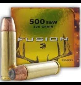 Federal FEDERAL FUSION 500 S&W 325 GR 20 RDS
