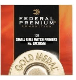 Federal FEDERAL PREMIUM SMALL RIFLE MATCH PRIMERS 100 QTY