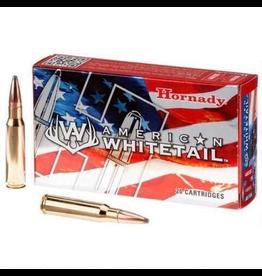 HORNADY HORNDAY AMERICAN WHITETAIL 6.5 CREEDMOOR 125GR INTERLOCK 20 RDS