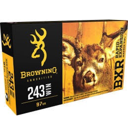 BROWNING BROWNING BXR 243 WIN 97GR 20 RDS