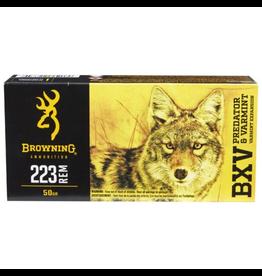 BROWNING BXV 223 REM 50 GR  20 RDS