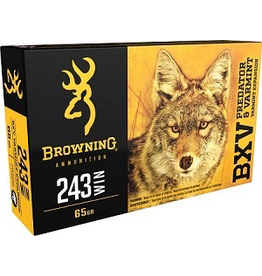 BROWNING BROWNING VARMINT BXV 243 WIN 65GR 20 RDS