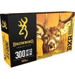 BROWNING BROWNING BXR 300 WIN MAG 155GR 20 RDS