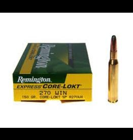Remington REMINGTON 150GRS 270 WIN 27810
