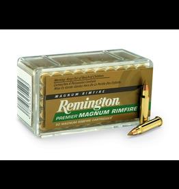 REMINGTON PREMIER MAGNUM RIMFIRE 17 HMR 17GR 50 RDS