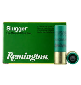 "Remington REMINGTON S12SRS 12GA 2.75"" 1oz SLUGGER RIFLE"