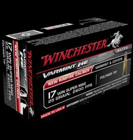 WINCHESTER WINCHESTER 17 SUPER MAG 25GR VARMIT HE