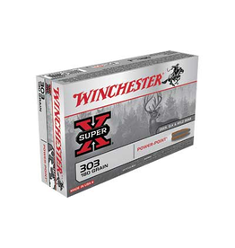 WINCHESTER WINCHESTER SUPER-X PP 303 BRITISH 180GR 20 RDS