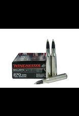 WINCHESTER WINCHESTER BALLISTIC SILVERTIP 270 WIN 130GR 20 RDS