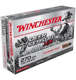 WINCHESTER WINCHESTER DEER SEASON XP 270 WIN 130GR EXTREME POINT 20 RDS