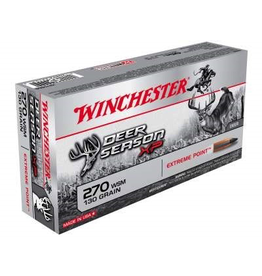 WINCHESTER WINCHESTER DEER SEASON XP 270 WSM 130GR EXTREME POINT 20 RDS