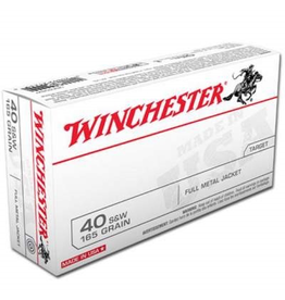 WINCHESTER WINCHESTER 40 S&W 165GR 500 RDS