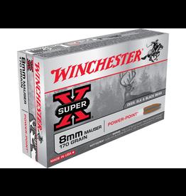 WINCHESTER WINCHESTER SUPER-X 8MM MAUSER 170GR 20 RDS