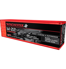 WINCHESTER WINCHESTER  22 LR 45 LRN 100 RDS