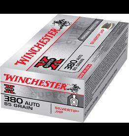 WINCHESTER WINCHESTER SUPER-X 380 AUTO 85GR STHP SX 50 RDS