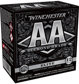 WINCHESTER WINCHESTER AA DIAMOND GRADE ELITE COMPETITION TARGET LOAD 12 GA #7.5 25RDS