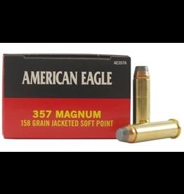 Federal AMERICAN EAGLE c.357 MAGNUM 158 GR JSP 50 RDS