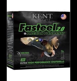 """Kent Cartridge KENT CARTRIDGE FASTEEL 2.0 3"""" 12GA 1 1/4 BB SHOT"""
