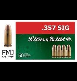 SELLIER & BELLOT SELLIER & BELLOT C.357 140GR FMJ