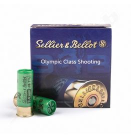 """SELLIER & BELLOT SELLIER & BELLOT 12GA 2-3/4"""" SPT SLUG"""