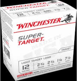 EASTHILL OUTDOORS WINCHESTER TARGET LOAD AND SKEET PACKAGE - 100 rounds