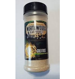 NORTHWOODS BEAR PRODUCTS NORTHWOODS BEAR PRODUCTS SUPER SWEET GOLD DUST 8 OZ.