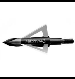 MUZZY MUZZY BROADHEADS MX-3 100 GR SCREW-IN 3PK
