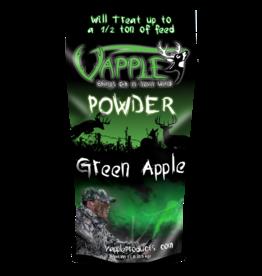 VAPPLE VAPPLE POWDER CORN ADDITIVE BAG GREEN APPLE 1LB